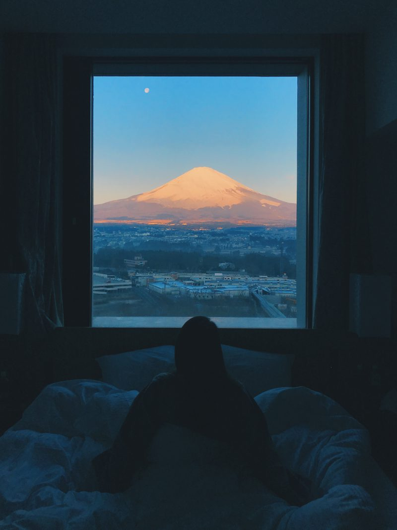 富士山景溫泉酒店