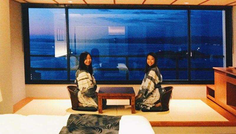 南紀白濱無限SPA酒店(Infinito Hotel & Spa Nanki-Shirahama)