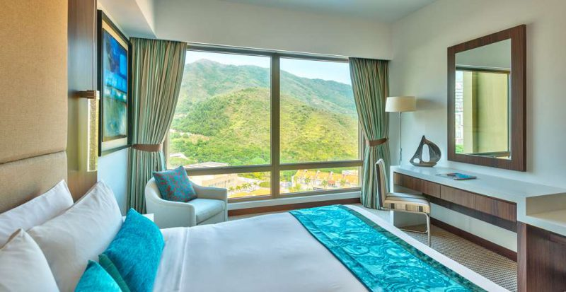 香港酒店 Staycation